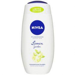 NIVEA Lemon Garden tüsfürdő 250ml