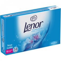 Lenor April Fresh Illatkendő 34db-os