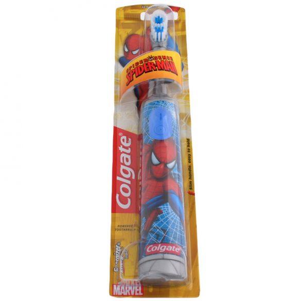 Colgate Spider Man elektromos fogkefe gyerekeknek