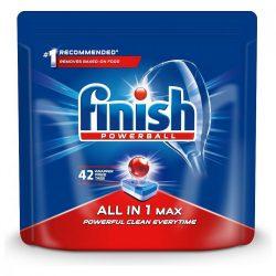 Finish Powerball All in One Max mosogatótabletta 42db-os
