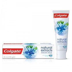 Colgate Natural Extracts Radiant White fogkrém 75ml