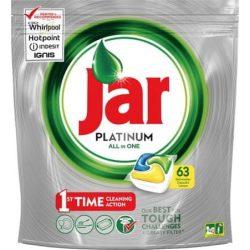 JAR Platinum All in One Lemon mosogatókapszula 63db