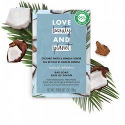 Love Beauty & Planet Radical Refresher szappan 100g