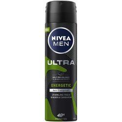 NIVEA MEN Ultra Energetic Sparkling Fresh dezodor 150ml