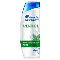 Head & Shoulders Menthol Korpásodás Elleni Sampon, 400 ml