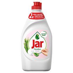 Jar Sensitive Aloe Vera & Pink Jasmin Mosogatószer, 450 ml
