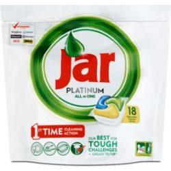 Jar/ Fairy Platinum Mosogatógép tabletta  18 db