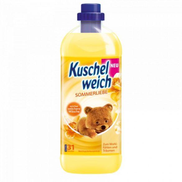 Kuschelweich Öblítő koncentrátum Sommerliebe 1L