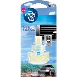 Ambi Pur Car Fresh Sky autóillatosító utántöltő 7ml