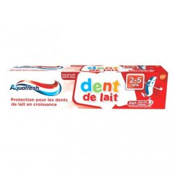 Aquafresh Fogkrém gyerekeknek Little Teeth 2-5 év, 50 ml ( min. 3db rendelhető )