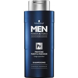 Schwarzkopf Men Power Action3 Protein Sampon 250ml
