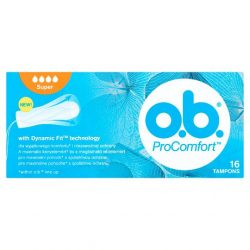 o.b. ProComfort Super tampon 16 db