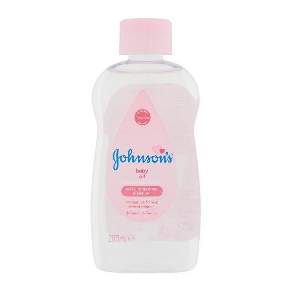 JOHNSON'S® babaolaj 200 ml