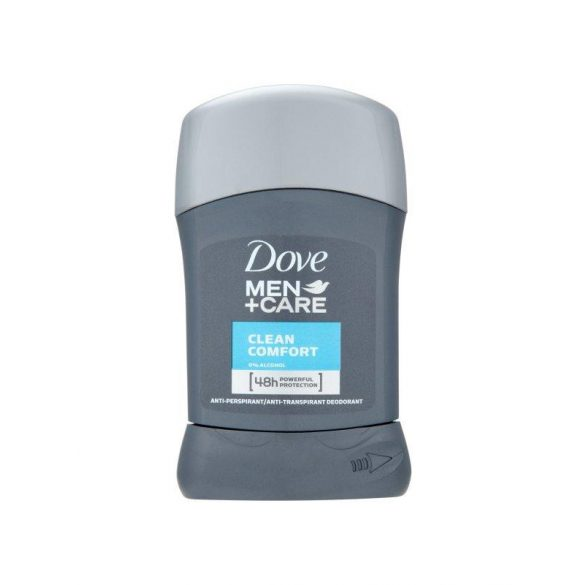Dove Men+Care Clean Comfort stift dezodor 50ml