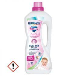 Heitmann fertőtlenítő mosószeradalék 1250 ml sensitive 15 mosás