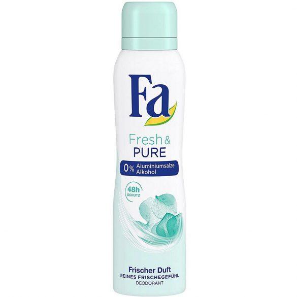 Fa  Fresh & Pure dezodor 150ml
