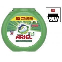 Ariel PODS universal mosókapszula  58 db-os