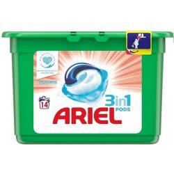 ARIEL Sensitive All in 1 PODS mosókapszula  14 db