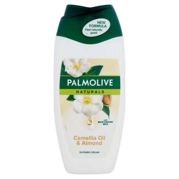 Palmolive Naturals Camellia Oil & Almond krém tusfürdő 250 ml ( min. 3db rendelhető )