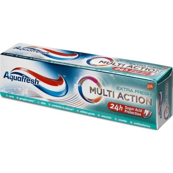 Aquafresh Multi Action Extra Fresh fogkrém 75ml