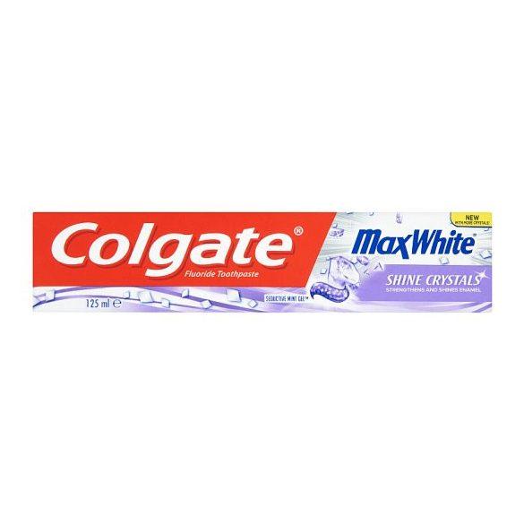 Colgate MaxWhite Shine Crystals fogkrém 125 ml