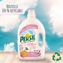 Persil Bouquet de Provance folyékony univerzális mosószer 2L, 40mosás