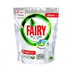 FAIRY/JAR Platinum  all in one original mosogatógép kapszula 45db-os