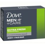 DOVE MEN +CARE EXTRA FRESH SZAPPAN 90g.