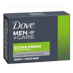 DOVE MEN +CARE EXTRA FRESH SZAPPAN 90g.