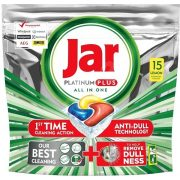 JAR / FAIRY Platinum all in one  Lemon Mosogatógép Kapszula 15 darab