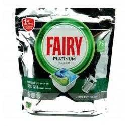 Fairy Platinum Original mosogató kapszula 75 db