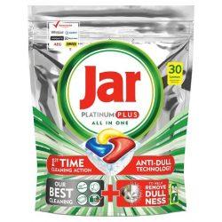 Jar Platinum Plus Mosogatógép-Kapszula, Lemon, 30 db