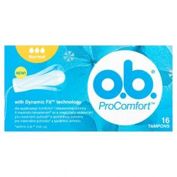 o.b. ProComfort Normal tampon 16 db