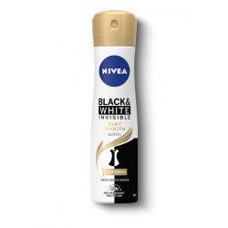 NIVEA Black & White Invisible Silky Smooth dezodor 150ml