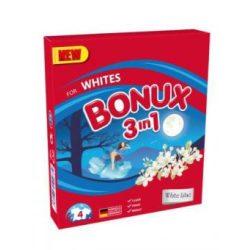 BONUX White Lilac 3in1 gépi mosópor 400g.