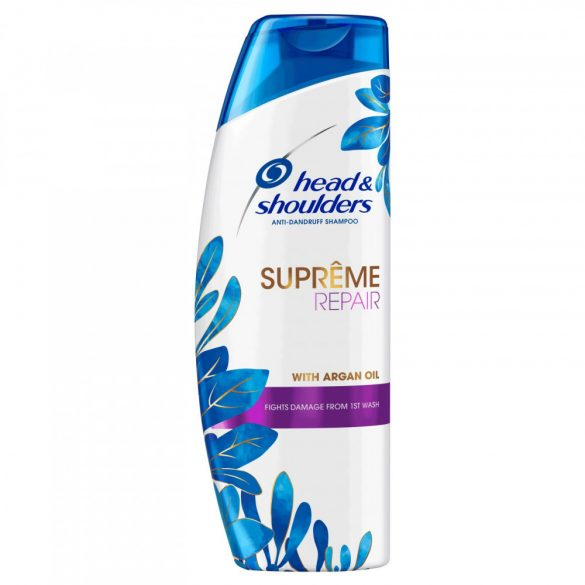 Head&Shoulders Supre Repair hajsampon 400ml