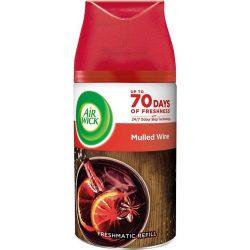 Air Wick Freshmatic Forralt Bor Illata  utántöltő 250 ml
