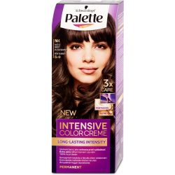 Palette Intensive Color Creme Hajfesték világos barna N4 (5-0)