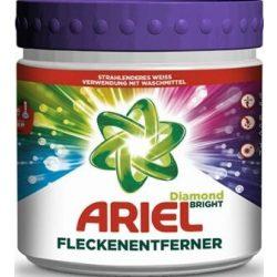 Ariel Diamond Bright Folteltávolító por fehér és színes ruhákhoz 500g