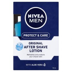 NIVEA MEN Protect & Care after shave lotion 100 ml