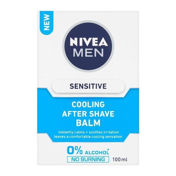 NIVEA MEN Sensitive Cooling after shave balzsam 100 ml