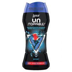 Lenor Unstoppables Sport Parfümgyöngyök Mosáshoz 210g.