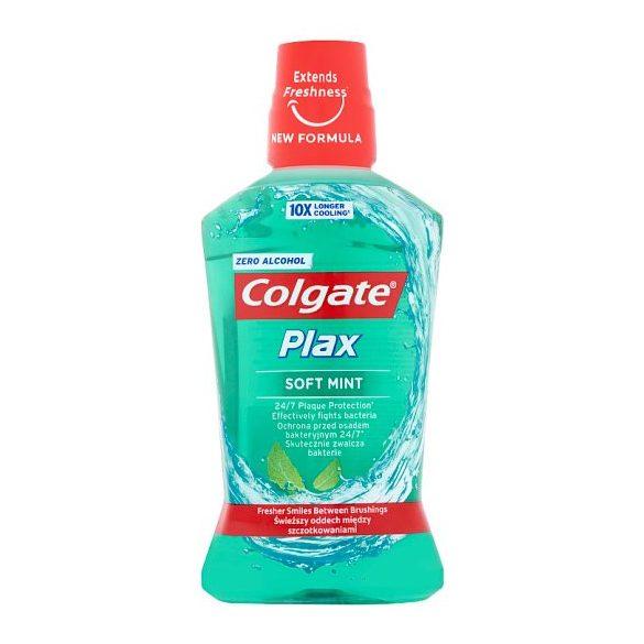 Colgate Plax Soft Mint szájvíz 500 ml