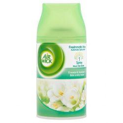 Air Wick Freshmatic Frézia & Jázmin automata légfrissítő spray utántöltő 250 ml