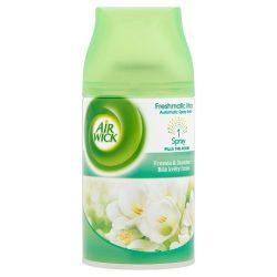 Air Wick Freshmatic Frézia & Jázmin/White Flowers automata légfrissítő spray utántöltő 250 ml