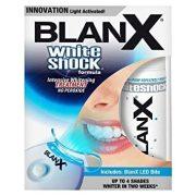 Blanx White Shock Fogkrém 30Ml+Led