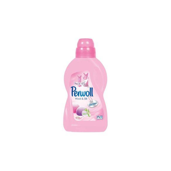 Perwoll Wool&Delicates finommosószer gyapjú és kímélő mosást igénylő ruhákhoz 900ml
