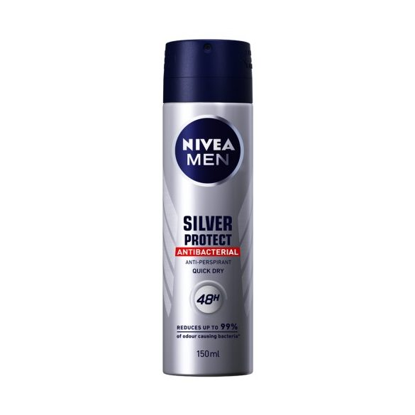 NIVEA MEN Silver Protect izzadásgátló dezodor 150 ml