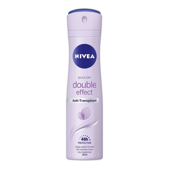 NIVEA Double Effect Violet Senses izzadásgátló dezodor 150 ml