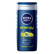 NIVEA MEN Energy tusfürdő 250 ml